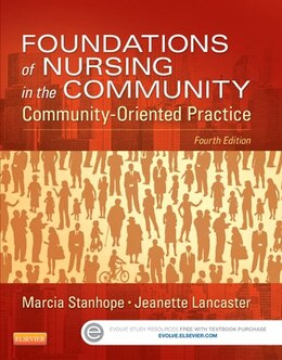 Book Foundations Of Nursing In The Community: Community-oriented Practice by Marcia Stanhope