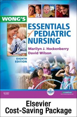 Book Wong's Essentials Of Pediatric Nursing - Text And Virtual Clinical Excursions 3.0 Package by Marilyn J. Hockenberry
