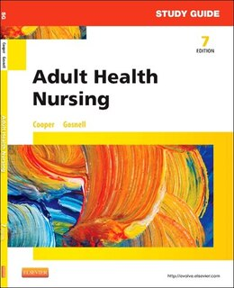 Book Study Guide For Adult Health Nursing by Kim Cooper