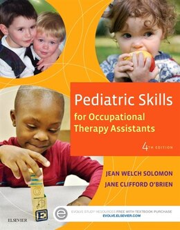 Book Pediatric Skills For Occupational Therapy Assistants by Jean W. Solomon