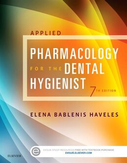 Book Applied Pharmacology For The Dental Hygienist by Elena Bablenis Haveles