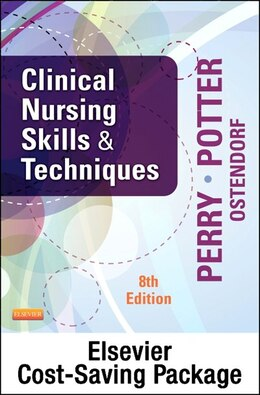 Book Clinical Nursing Skills And Techniques - Text And Mosby's Nursing Video Skills - Student Version… by Anne Griffin Perry