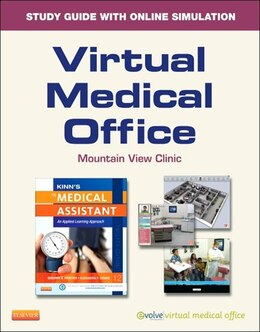 Book Virtual Medical Office For Kinn's The Medical Assistant (access Code): An Applied Learning Approach by Deborah B. Proctor