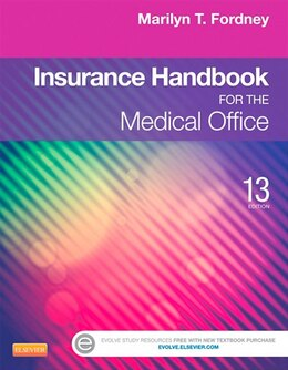 Book Insurance Handbook for the Medical Office - E-Book by Marilyn Fordney, CMA-AC