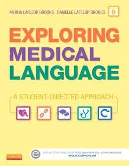 Book Exploring Medical Language - Text And Audio Cds Package: A Student-directed Approach by Myrna Lafleur Brooks