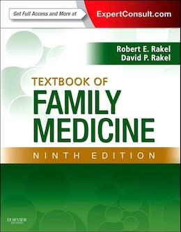 Book Textbook Of Family Medicine by Robert E. Rakel