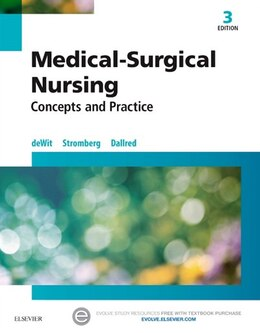Book Medical-surgical Nursing: Concepts And Practice by Susan C. Dewit