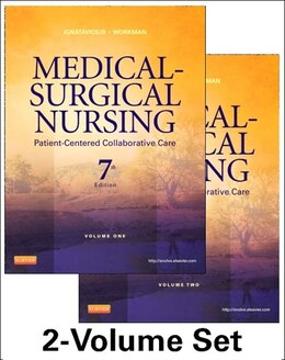 Book Medical-surgical Nursing - Two-volume Text And Simulation Learning System by Donna D. Ignatavicius