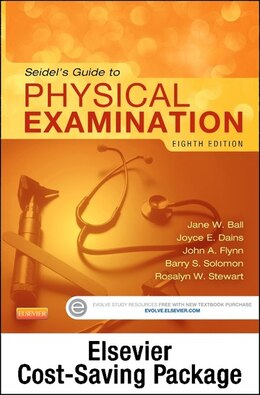 Book Physical Examination And Health Assessment Online For Seidel's Guide To Physical Examination… by Jane W. Ball