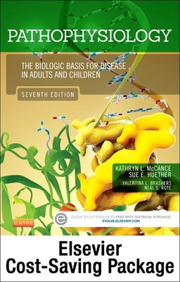 Book Pathophysiology - Text And Study Guide Package: The Biologic Basis For Disease In Adults And… by Kathryn L. Mccance