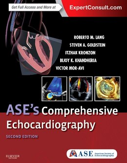 Book Ase's Comprehensive Echocardiography by Roberto Lang