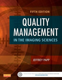 Book Quality Management In The Imaging Sciences by Jeffrey Papp