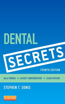 Book Dental Secrets by Stephen T. Sonis