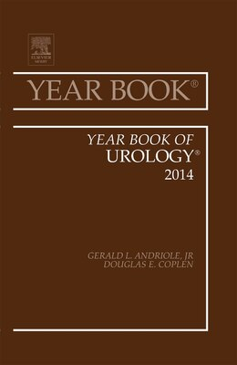 Book Year Book Of Urology by Gerald L. Andriole