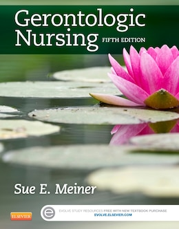 Book Gerontologic Nursing by Sue E. Meiner