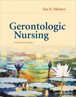 Book Gerontologic Nursing by Sue E. Meiner