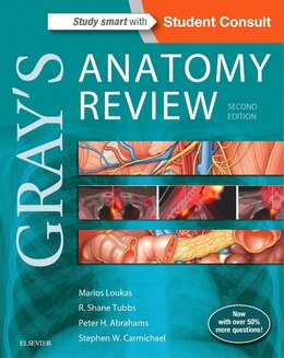 Book Gray's Anatomy Review: With Student Consult Online Access: With Student Consult Online Access by Marios Loukas