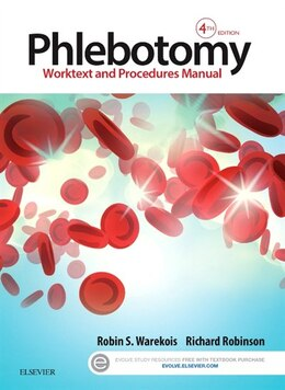 Book Phlebotomy: Worktext And Procedures Manual by Robin S. Warekois