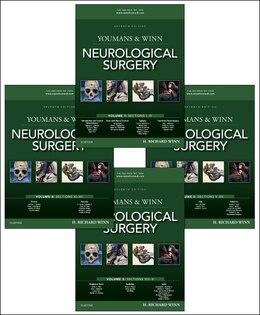 Book Youmans And Winn Neurological Surgery, 4-volume Set: 4-volume Set by H. Richard Winn