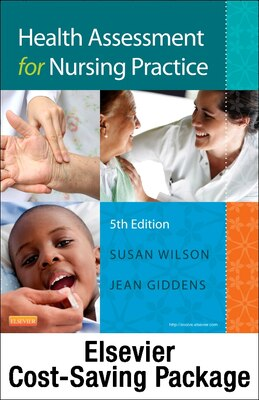 Book Health Assessment For Nursing Practice - Text And Elsevier Adaptive Learning Package by Susan F. Wilson