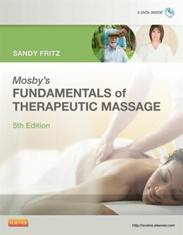Book Mosby's Fundamentals of Therapeutic Massage by Sandy Fritz
