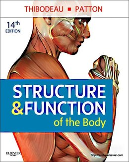 Book Structure & Function of the Body - E-Book by Gary A. Thibodeau, PhD