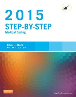Book Step-by-Step Medical Coding, 2015 Edition by Carol J. Buck