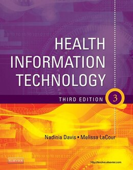 Book Health Information Technology by Nadinia A. Davis