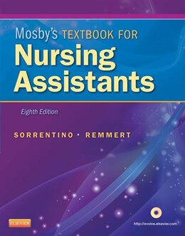 Book Mosby's Textbook for Nursing Assistants - Soft Cover Version by Sheila A. Sorrentino