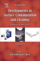 Developments In Surface Contamination And Cleaning, Vol. 1: Fundamentals And Applied Aspects