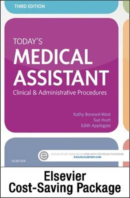 Book Today's Medical Assistant - Text And Study Guide Package: Clinical And Administrative Procedures by Kathy Bonewit-west