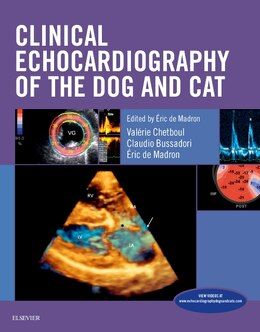 Book Clinical Echocardiography Of The Dog And Cat by Eric De Madron