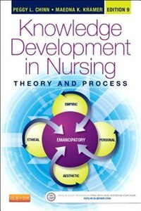 Book Knowledge Development In Nursing: Theory And Process by Peggy L. Chinn