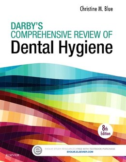 Book Darby's Comprehensive Review Of Dental Hygiene by Christine M Blue