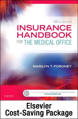 Book Insurance Handbook For The Medical Office - Text And Workbook Package by Marilyn Fordney