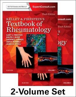 Book Kelley And Firestein's Textbook Of Rheumatology, 2-volume Set by Gary S. Firestein
