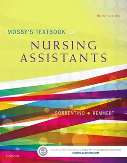 Book Mosby's Textbook For Nursing Assistants - Hard Cover Version by Sheila A. Sorrentino