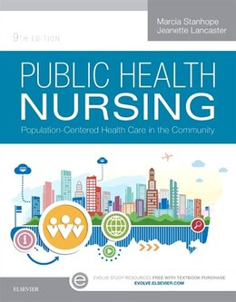 Book Public Health Nursing: Population-centered Health Care In The Community by Marcia Stanhope