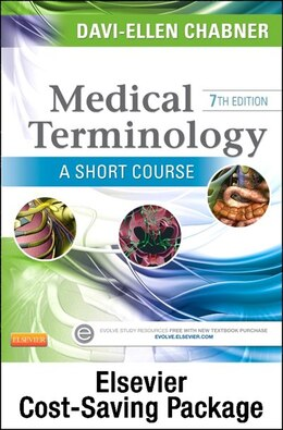 Book Medical Terminology: A Short Course - Text And Adaptive Learning Package by Davi-ellen Chabner