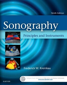 Book Sonography Principles And Instruments by Frederick W. Kremkau
