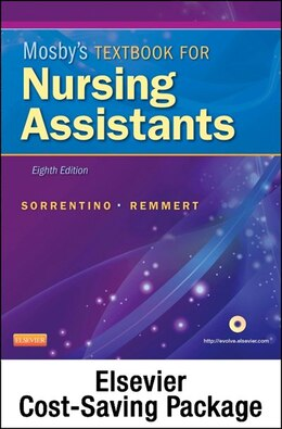 Book Mosby's Textbook For Nursing Assistants (soft Cover Version) - Text And Mosby's Nursing Assistant… by Sheila A. Sorrentino