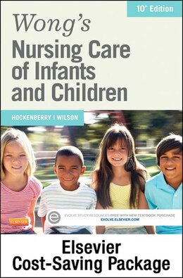 Book Wong's Nursing Care Of Infants And Children - Text And Virtual Clinical Excursions Online Package by Marilyn J. Hockenberry