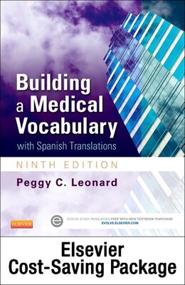 Book Medical Terminology Online For Building A Medical Vocabulary (access Code And Textbook Package) by Peggy C. Leonard