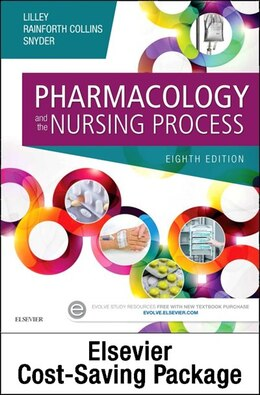 Book Pharmacology Online For Pharmacology And The Nursing Process (access Code And Textbook Package) by Linda Lane Lilley