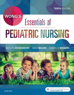 Book Wong's Essentials Of Pediatric Nursing by Marilyn J. Hockenberry