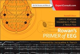 Book Rowan's Primer Of Eeg by Lara V. Marcuse