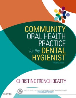 Book Community Oral Health Practice For The Dental Hygienist by Christine French Beatty
