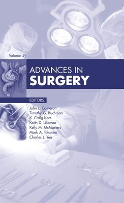 Book Advances In Surgery by John L. Cameron