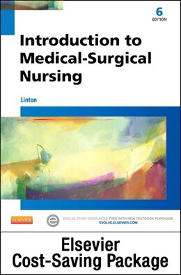 Book Introduction To Medical-surgical Nursing - Text And Virtual Clinical Excursions Online Package by Adrianne Dill Linton