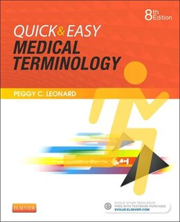 Book Quick And Easy Medical Terminology by Peggy C. Leonard